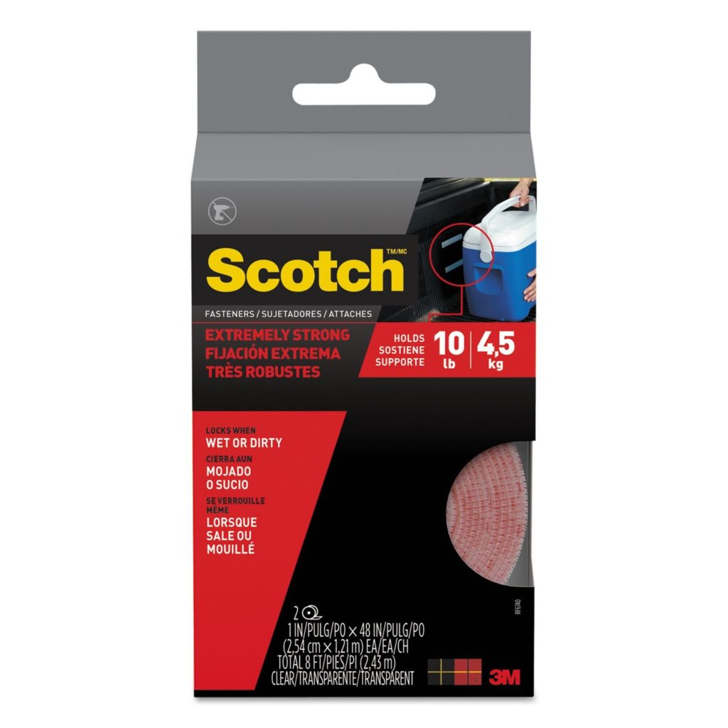 Scotch Extreme Hook & Eye Fastener